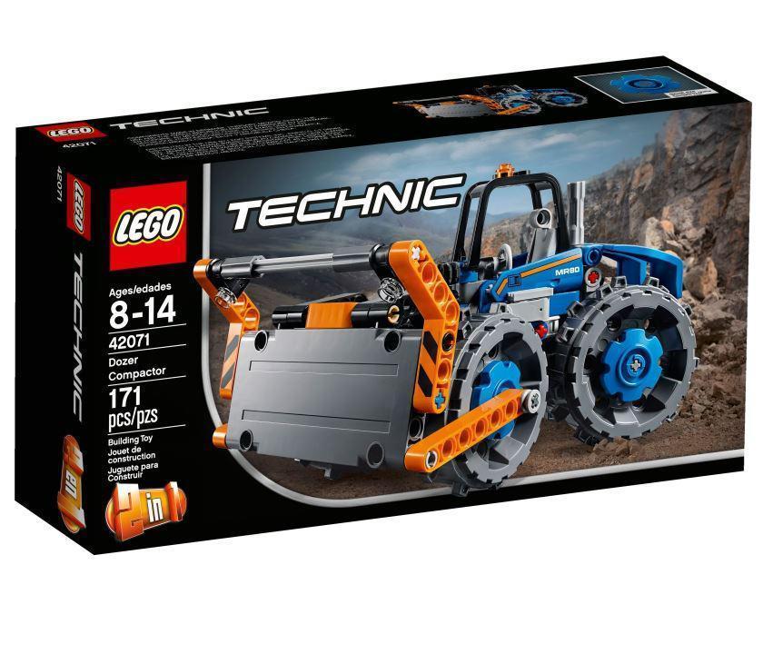 42071 Lego Technic Бульдозер, Лего Техник
