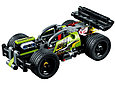42072 Lego Technic Зеленый гоночный автомобиль, Лего Техник, фото 2