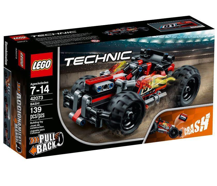 42073 Lego Technic Красный гоночный автомобиль, Лего Техник