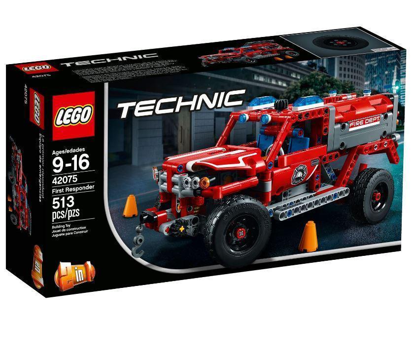 42075 Lego Technic Служба быстрого реагирования, Лего Техник
