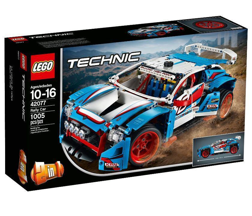 42077 Lego Technic Гоночный автомобиль, Лего Техник