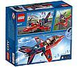 60177 Lego City Реактивный самолёт, Лего Город Сити, фото 2