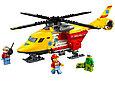 60179 Lego City Вертолёт скорой помощи, Лего Город Сити, фото 2
