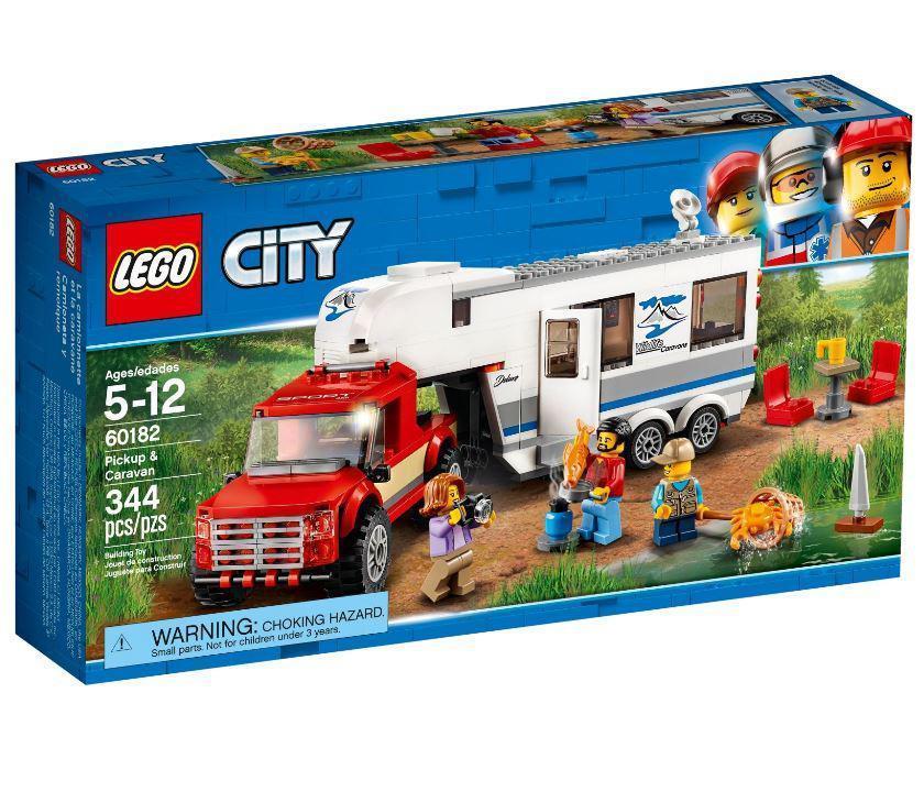 60182 Lego City Дом на колесах, Лего Город Сити