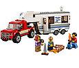60182 Lego City Дом на колесах, Лего Город Сити, фото 3
