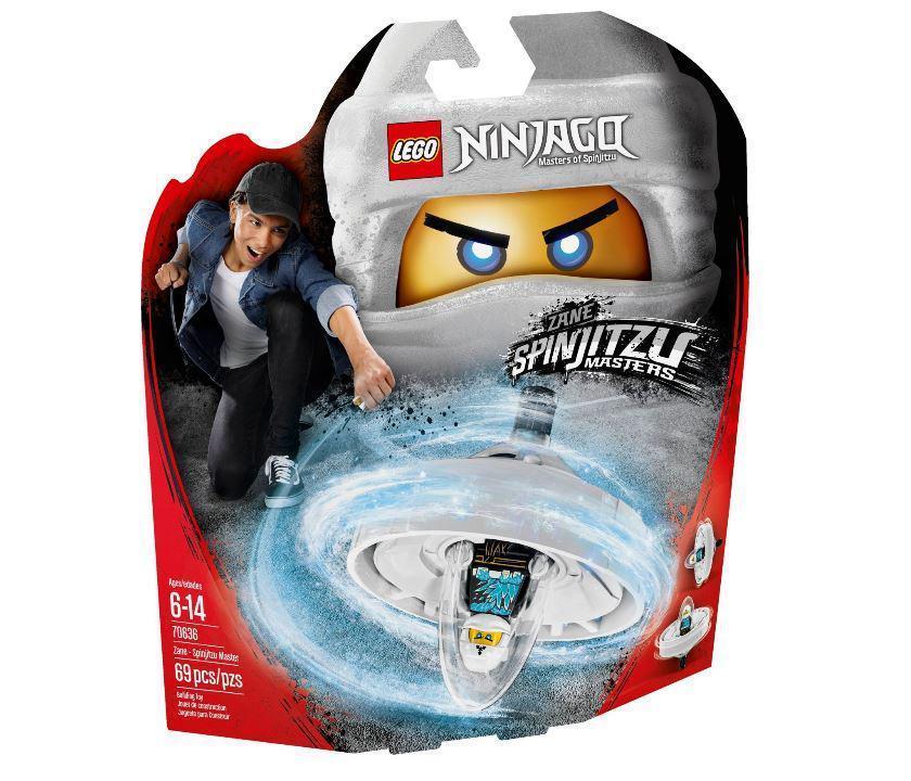 70636 Lego Ninjago Зейн — мастер Кружитцу, Лего Ниндзяго