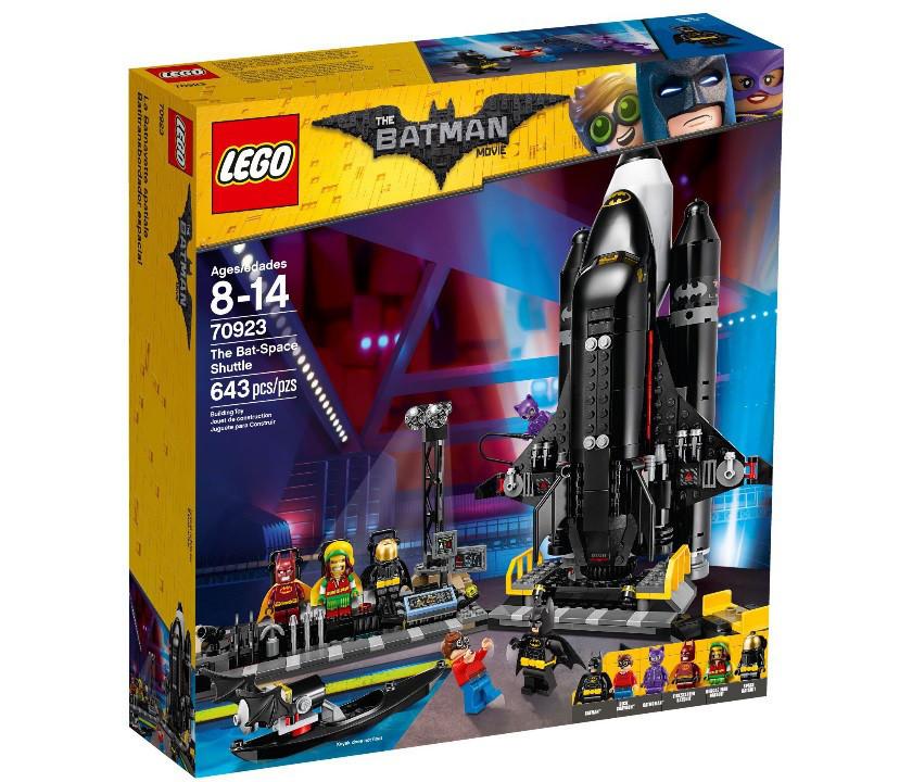 70923 Lego Лего Фильм: Бэтмен Космический шаттл Бэтмена, The Lego Batman Movie