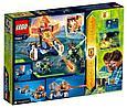72001 Lego Nexo Knights Летающая турнирная машина Ланса, Лего Нексо Рыцари, фото 3