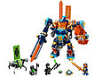 72004 Lego Nexo Knights Решающая битва роботов, Лего Нексо Рыцари, фото 2