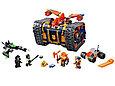 72006 Lego Nexo Knights Мобильный арсенал Акселя, Лего Нексо Рыцари, фото 2
