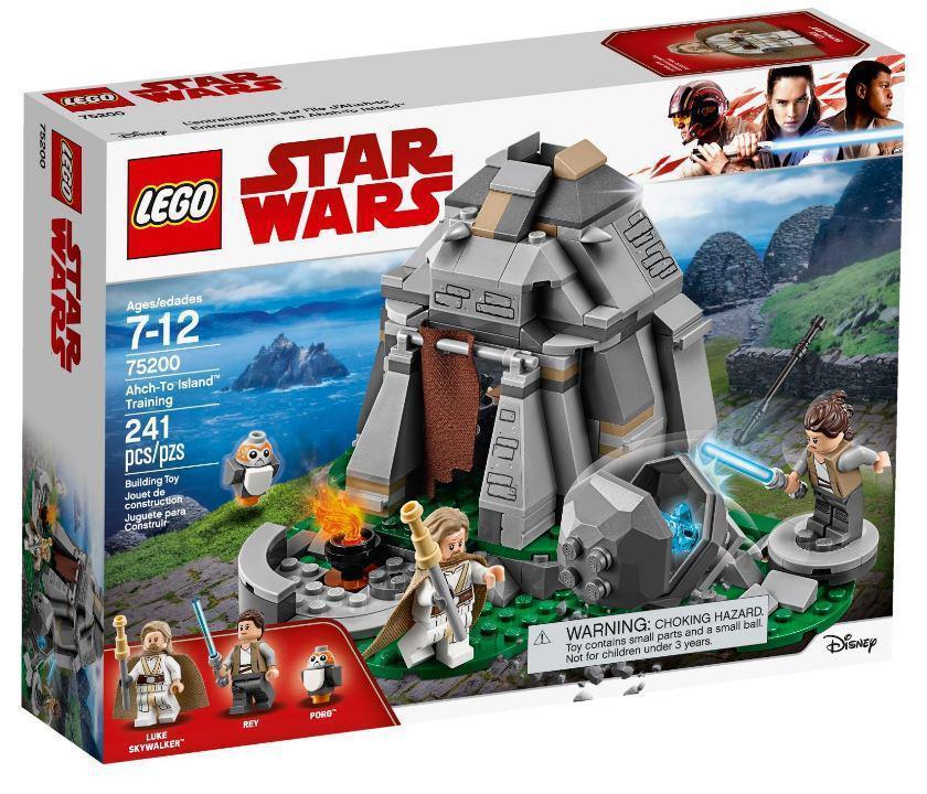 75200 Lego Star Wars Тренировки на островах Эч-То, Лего Звездные войны