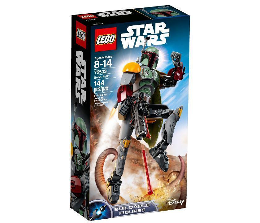 75533 Lego Star Wars Боба Фетт, Лего Звездные войны