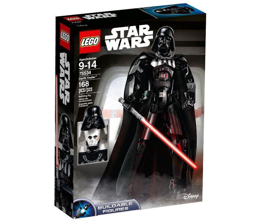 75534 Lego Star Wars Дарт Вейдер, Лего Звездные войны