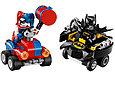 76092 Lego Super Heroes Mighty Micros: Бэтмен против Харли Квин, Лего Супер Герои DC, фото 2