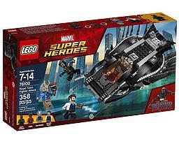 76100 Lego Super Heroes Нападение Королеского Когтя, Лего Супергерои Marvel