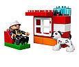 10591 Lego DUPLO Пожарный катер, Лего Дупло, фото 4