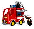 10592 Lego DUPLO Пожарный грузовик, Лего Дупло, фото 4