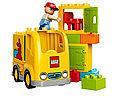 10601 Lego DUPLO Жёлтый грузовик, Лего Дупло, фото 3
