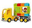 10601 Lego DUPLO Жёлтый грузовик, Лего Дупло, фото 4