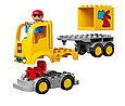 10601 Lego DUPLO Жёлтый грузовик, Лего Дупло, фото 6