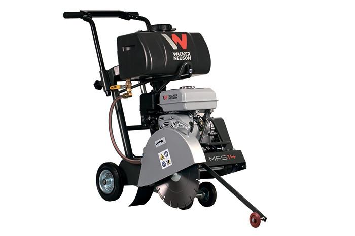 Швонарезчик бензиновый Wacker Neuson MFS 14X