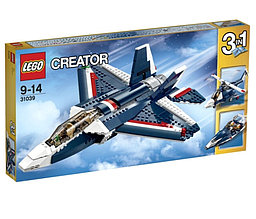 31039 Lego Creator Синий реактивный самолёт, Лего Креатор