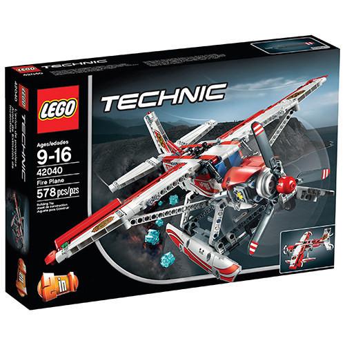 42040 Lego Technic Пожарный самолёт, Лего Техник