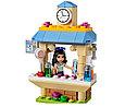 41098 Lego Friends Туристический киоск Эммы, Лего Подружки, фото 3