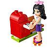 41098 Lego Friends Туристический киоск Эммы, Лего Подружки, фото 4