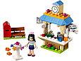 41098 Lego Friends Туристический киоск Эммы, Лего Подружки, фото 5