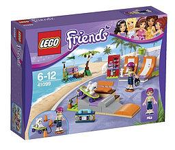 41099 Lego Friends Скейт-парк, Лего Подружки