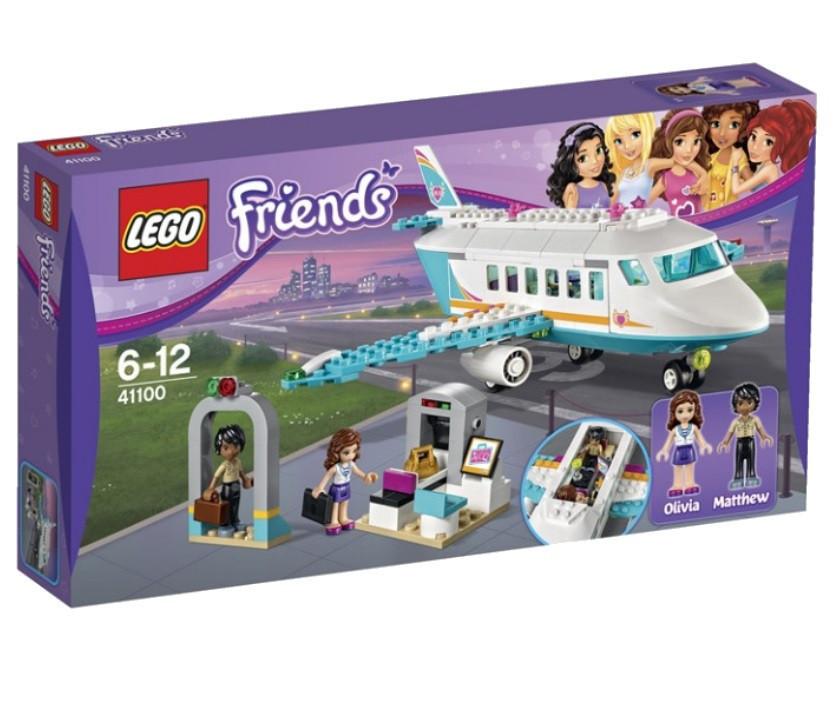 41100 Lego Friends Частный самолёт, Лего Подружки
