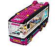 41106 Lego Friends Поп-звезда: Гастроли, Лего Подружки, фото 3