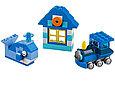 10706 Lego Classic Синий набор для творчества, Лего Классик, фото 3