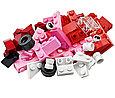 10707 Lego Classic Красный набор для творчества, Лего Классик, фото 2