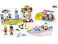 10747 Lego Juniors День на пляже с Андреа и Стефани, Лего Джуниорс, фото 3