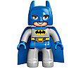 10823 Lego Duplo Приключения на Бэтмолёте, Лего Дупло, фото 4