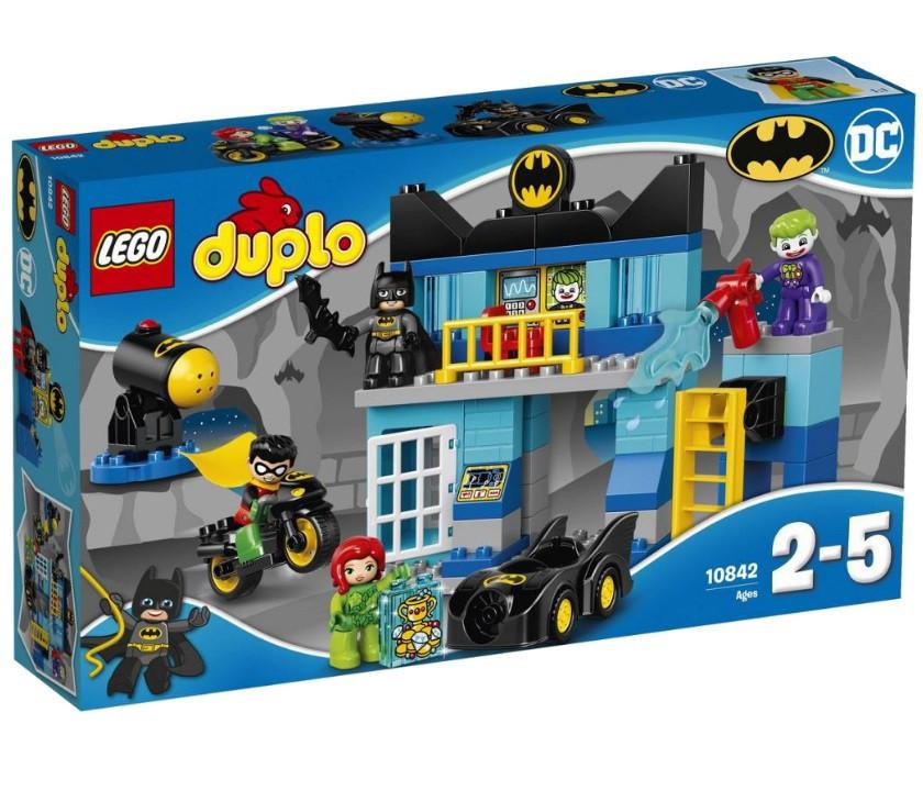 10842 Lego Duplo Бэтпещера, Лего Дупло