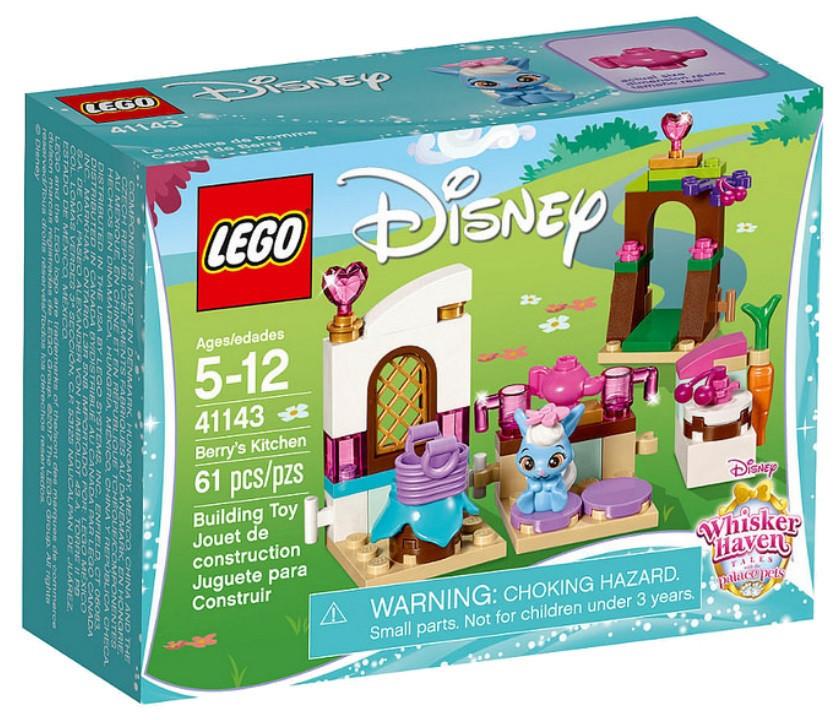 41143 Lego Disney Кухня Ягодки, Лего Принцессы Дисней