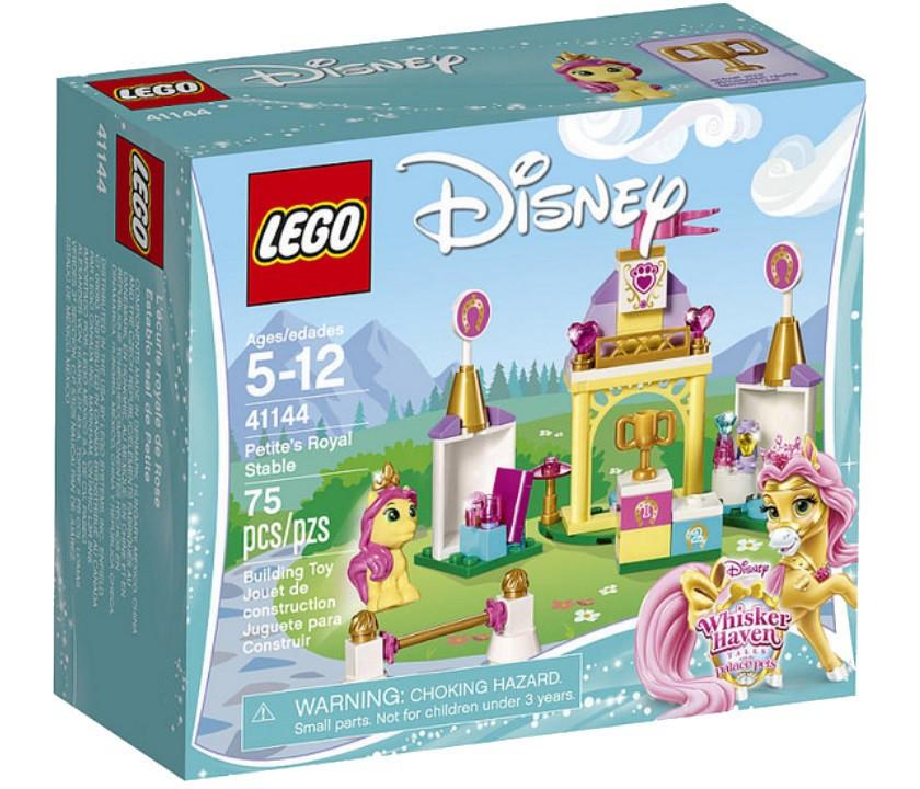 41144 Lego Disney Королевская конюшня Невелички, Лего Принцессы Дисней