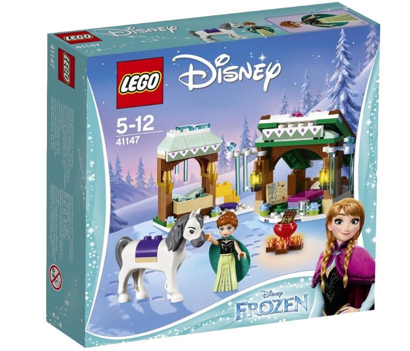 41147 Lego Disney Зимние приключения Анны™, Лего Принцессы Дисней