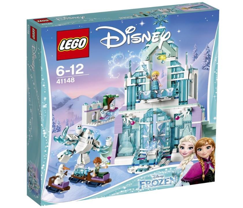 41148 Lego Disney Волшебный ледяной замок Эльзы™, Лего Принцессы Дисней