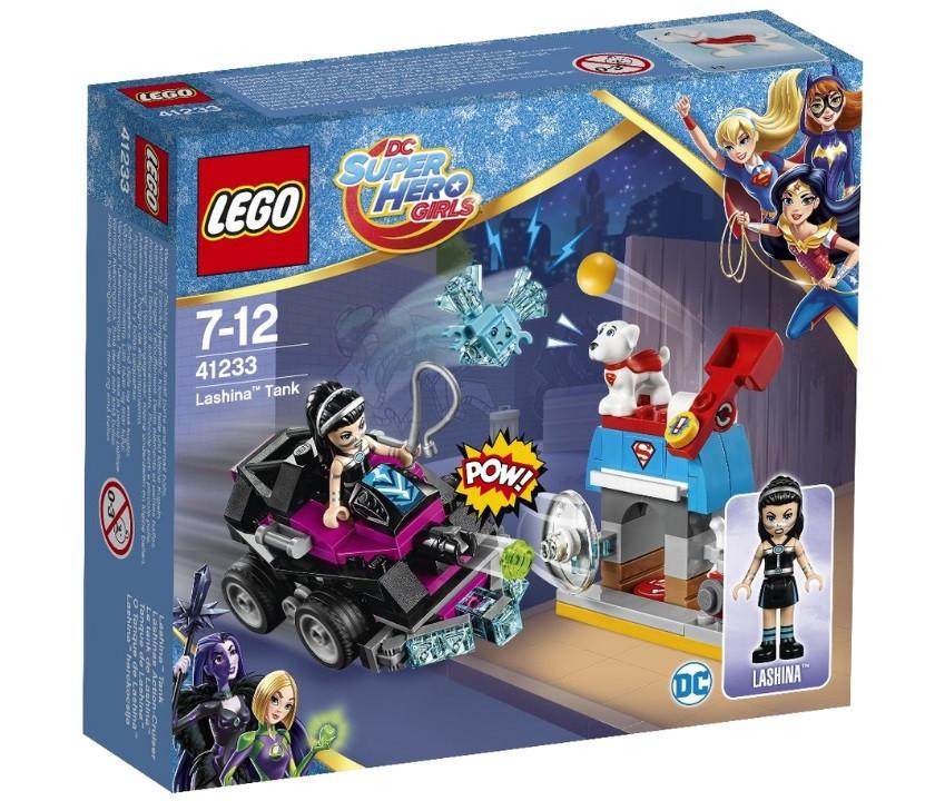 41233 Lego Супергёрлз Танк Лашины™