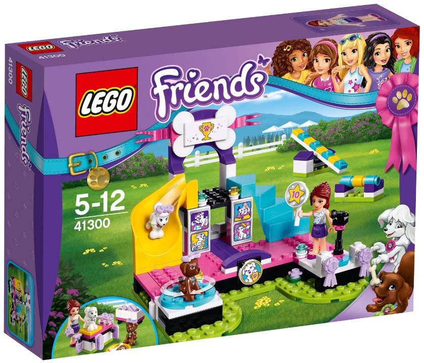 41300 Lego Friends Выставка щенков: Чемпионат, Лего Подружки