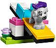 41303 Lego Friends Выставка щенков: Игровая площадка, Лего Подружки, фото 4
