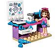 41307 Lego Friends Творческая лаборатория Оливии, Лего Подружки, фото 4