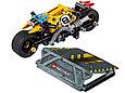 42058 Lego Technic Мотоцикл для трюков, Лего Техник, фото 3