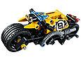42058 Lego Technic Мотоцикл для трюков, Лего Техник, фото 5
