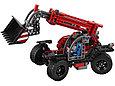 42061 Lego Technic Телескопический погрузчик, Лего Техник, фото 7