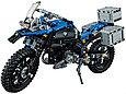 42063 Lego Technic Приключения на BMW R 1200 GS, Лего Техник, фото 6